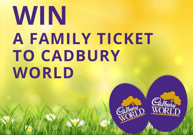 Cadbury world competition